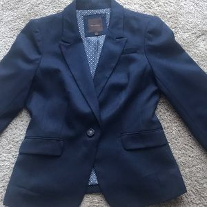 The Limited Navy blazer